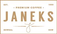 Janeks Cafe Mobile Retina Logo