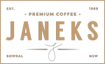 Janeks Cafe Mobile Logo